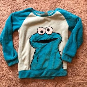 Cookie MONSTER PJ TOP